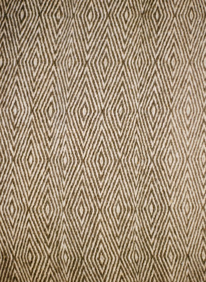 Harper flat-weave wool rug