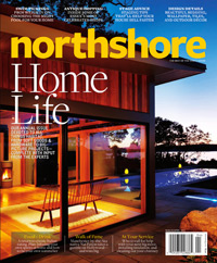 North Shore Magazine March '13 Cover